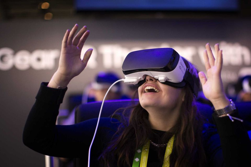 فیلم واقعیت مجازی