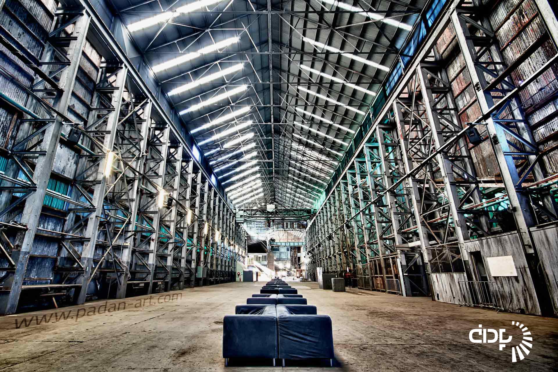 انبار تولیدات صنعتی