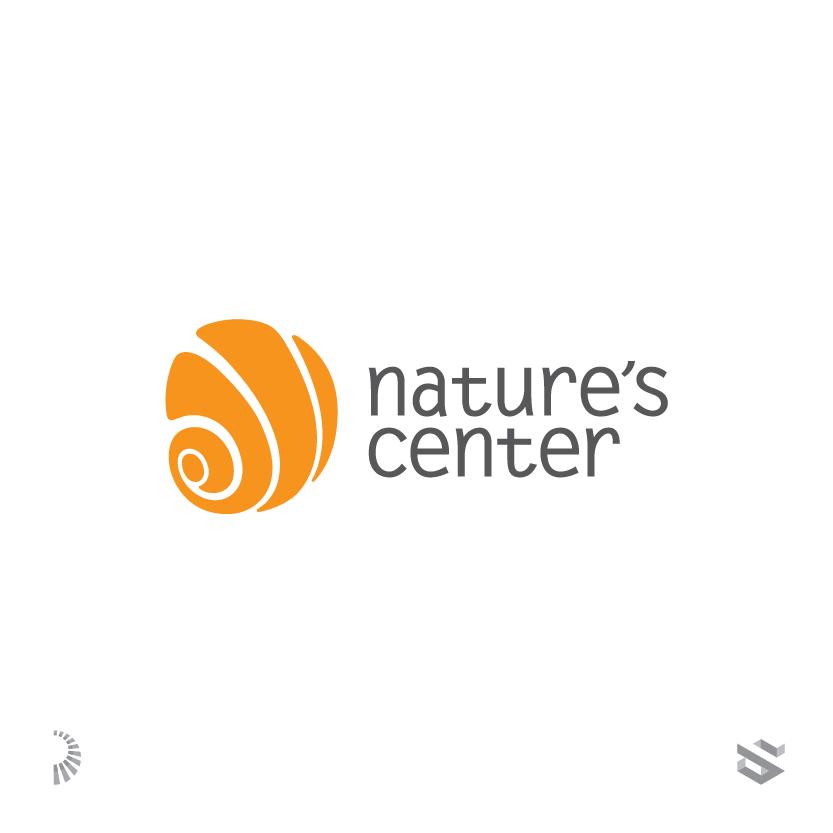 لوگوی Natures Center