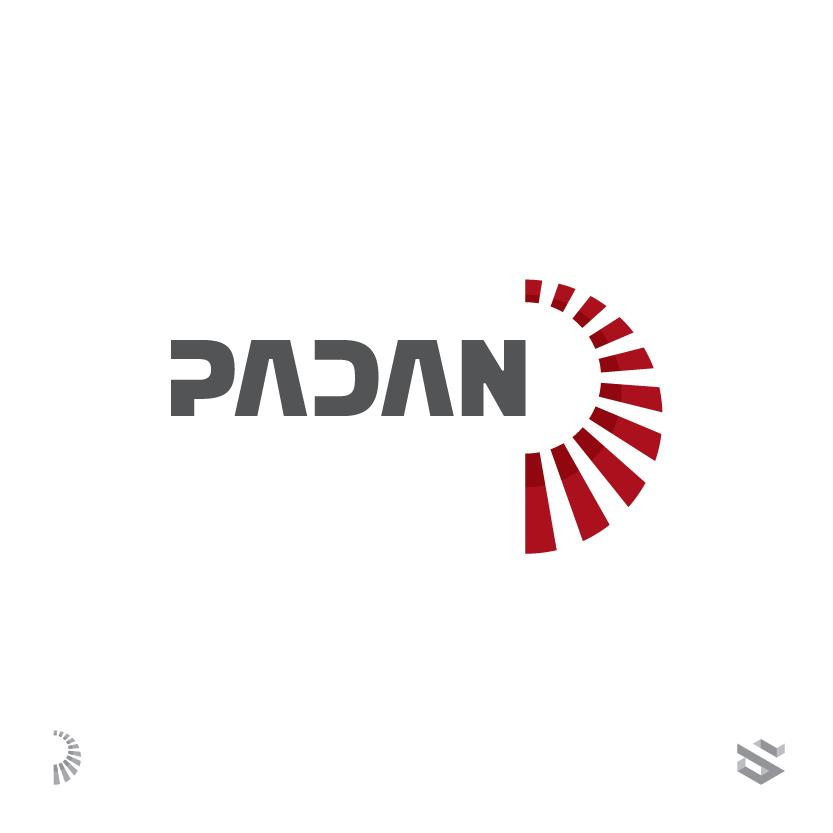 لوگوی انگلیسی پادان