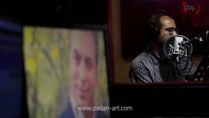 دوبلاژ تیزر تبلیغاتی در استودیو پادان