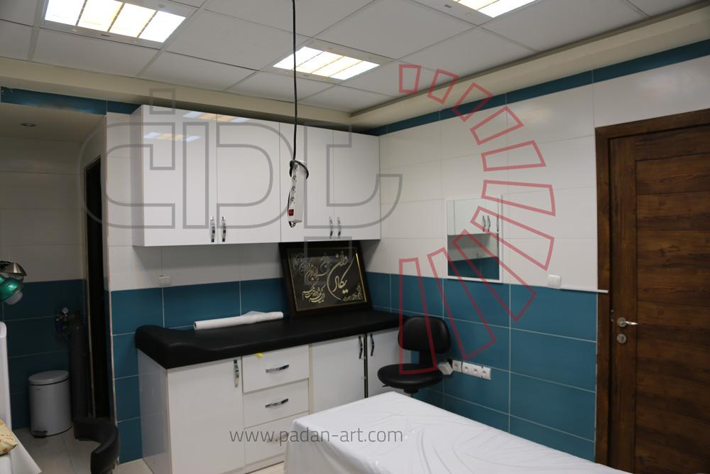 طراحی دکوراسیون مطب