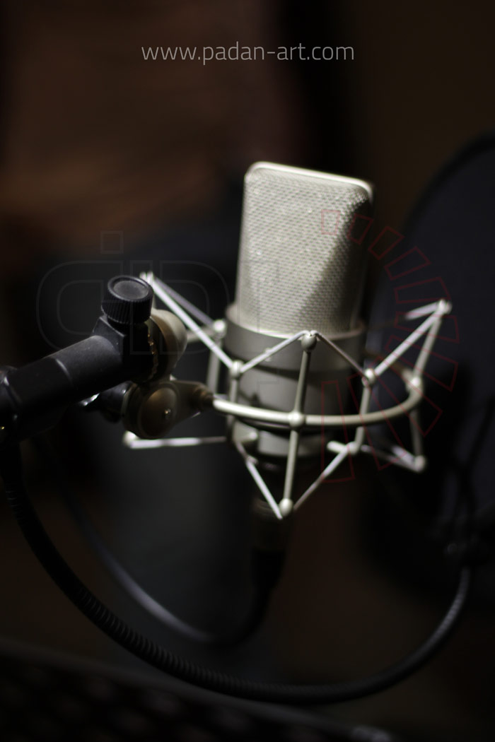 تصویر استودیو پادان