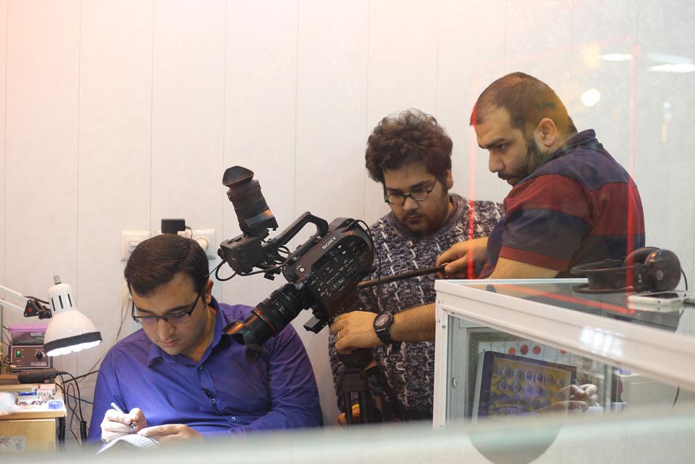 مجموعه تلویزیونی نقطه نظر در پادان