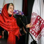شهلا ناظریان در مراسم بزرگداشت سه نسل از هنرمندان دوبله ایران