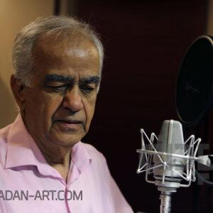 ابوالحسن تهامی نژاد در استودیو پادان