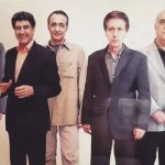 فریبا رمضانپور٬ تورج مهرزادیان٬ منوچهر والیزاده٬ سعید مظفری و حسین عرفانی