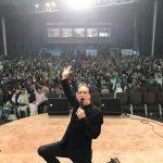بهمن هاشمی در جشنواره تابستانی کیش