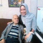 بهنوش فرهودی و پرویز بهرام