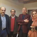 فریبا رمضان پور ٬ بیژن علی محمدی ٬ شروین قطعه ای و علیرضا باشکندی