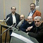 علی همت مومیوند ٬ شروین قطعهای ، ژرژ پطروسی ، حمیدرضا آشتیانی پور و علیرضا باشکندی