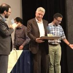 محممود قنبری در مراسم رونمایی از مستند «دنیای دیروز من»؛ روایتی از زندگی خودش