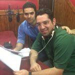 سامان کجوری و محمدرضا احمدی