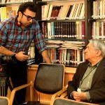 عماد رسولی و عزت الله انتظامی ، پشت صحنه فیلم پیشینه گریم